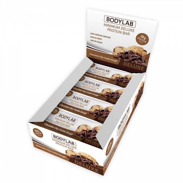 Bilde av Bodylab Minimum Deluxe - Chocolate Chip Cookie (12x65g)