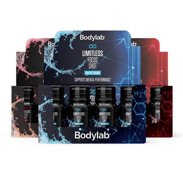Bilde av Bodylab Limitless Focus Shot - Cola 60ml