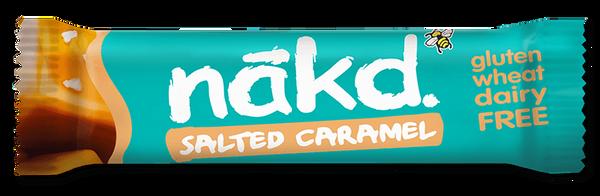 Bilde av Nakd - Salted Caramel Snackbar 35g