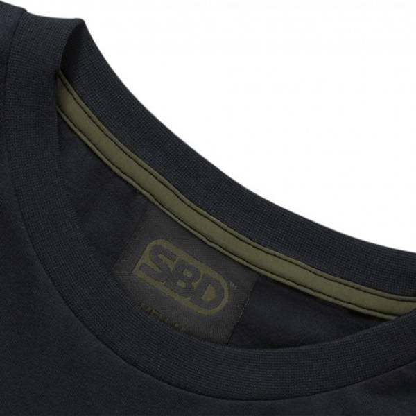 Bilde av SBD Endure T-Shirt - Black W/Green - Dame