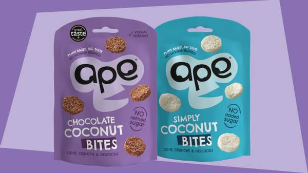 Bilde av Ape - Simply Coconut Bites 30g