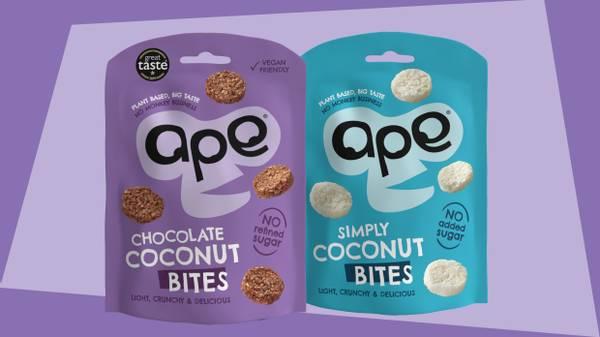 Bilde av Ape - Chocolate Coconut Bites 26g