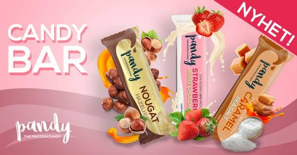 Bilde av Pandy Protein - Candy Bar MIX (18x35g)