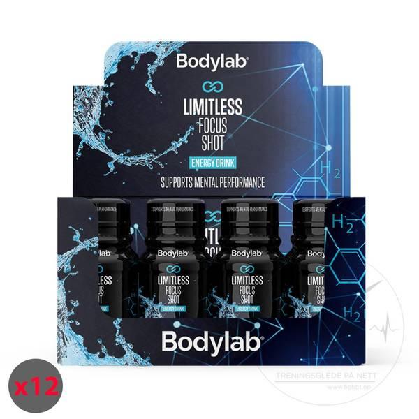 Bilde av Bodylab Limitless Focus Shot - Energy Drink 60ml