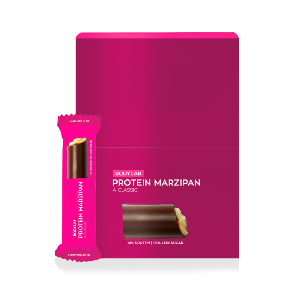 Bilde av Bodylab - Protein Marzipan (12x50g)