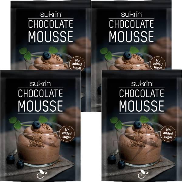Bilde av Sukrin Chocolate Mousse (4x85g)