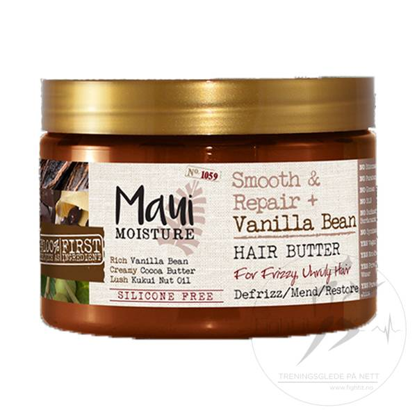 Bilde av Maui - Vanilla Bean Hair Butter 340g