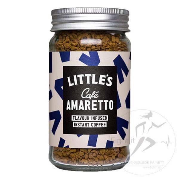 Bilde av Little*S - Instant Coffee - Amaretto 50g (Datovare)