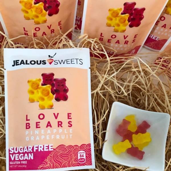 Bilde av Jealous Sweets - Love Bears 40g