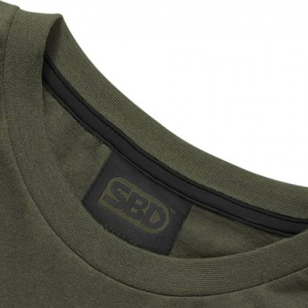 Bilde av SBD Endure T-Shirt - Green W/Black - Herre