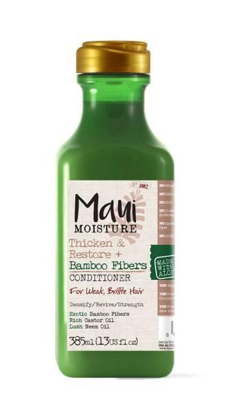 Bilde av Maui - Thicken & Restore + Bamboo Fibers Conditioner 385ml