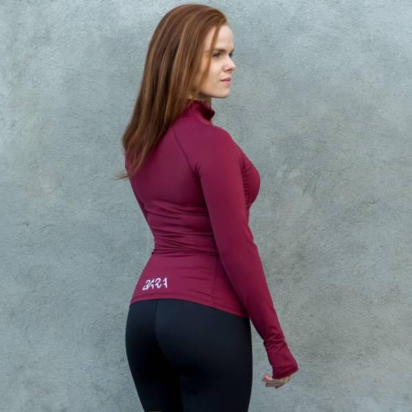 Bilde av BARA Sportswear - Wine Long Sleeve