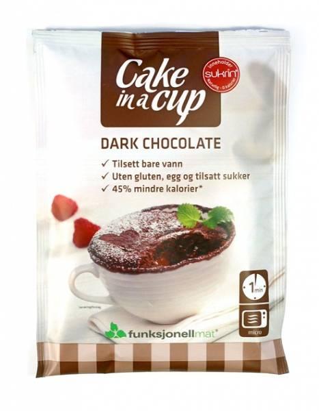 Bilde av Cake In A Cup - Chocolate & Caramel 75g