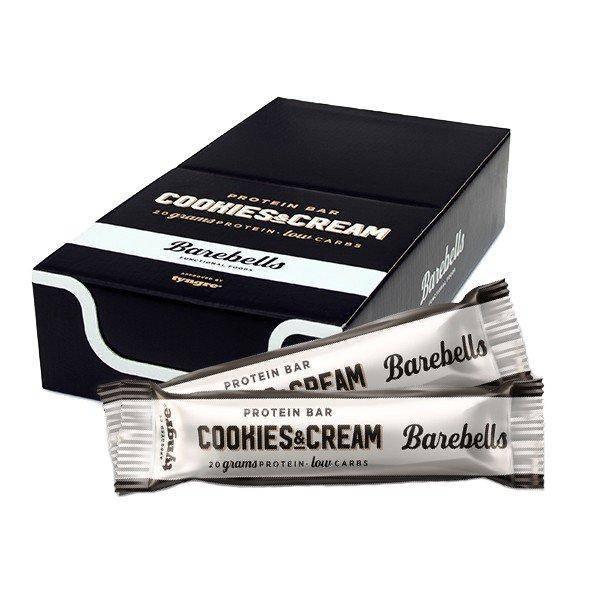 Bilde av Barebells - Cookies & Cream 55g