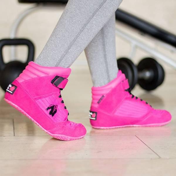 Bilde av Gorilla Wear High Tops - Pink