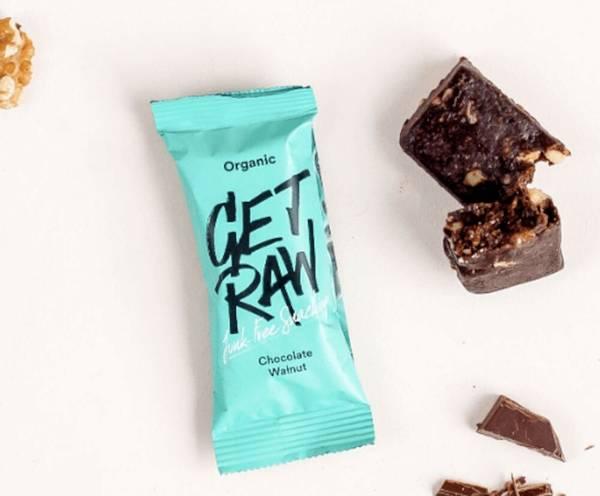 Bilde av Get Raw - Chocolate Walnut 42g