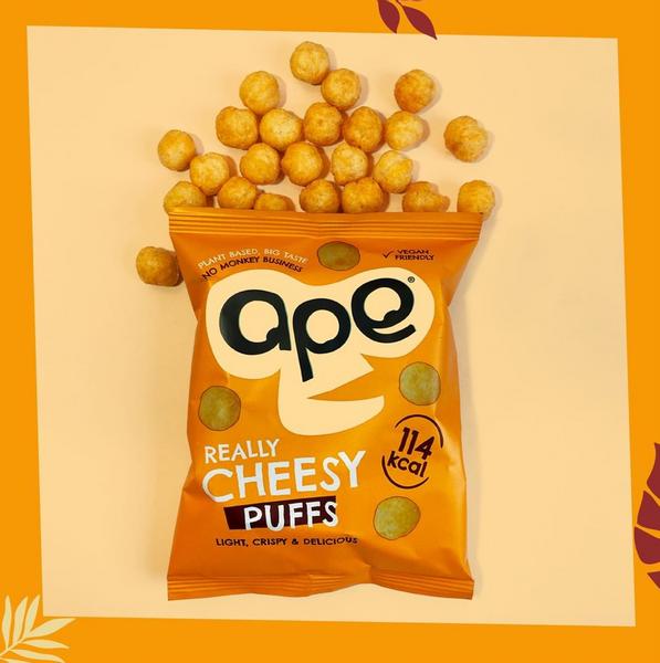 Bilde av Ape - Really Cheese Puff 24g