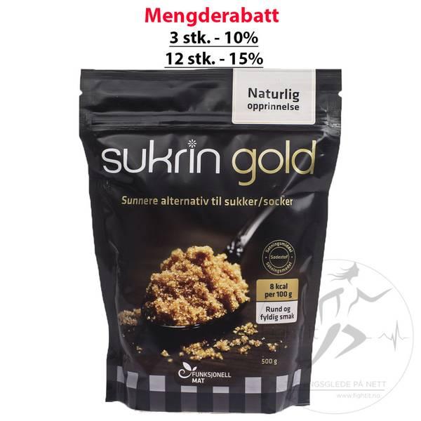 Bilde av Sukrin Gold 500g