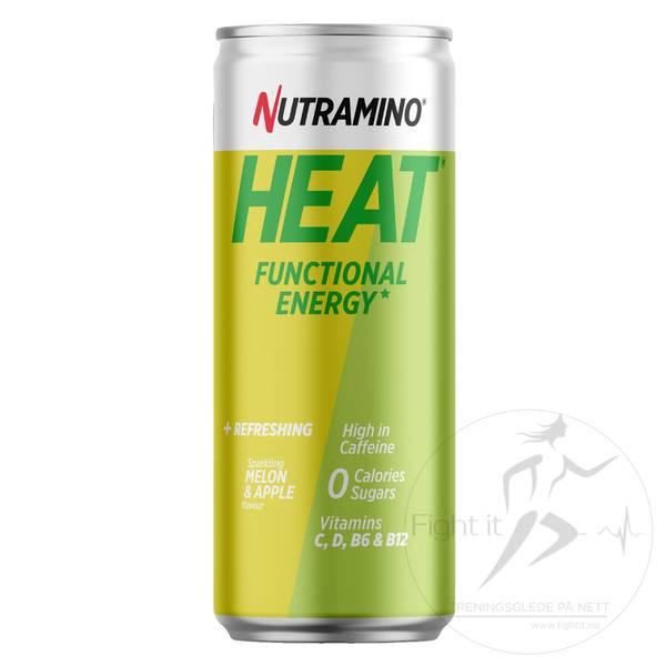 Bilde av Nutramino - HEAT Melon & Apple (24x330ml)