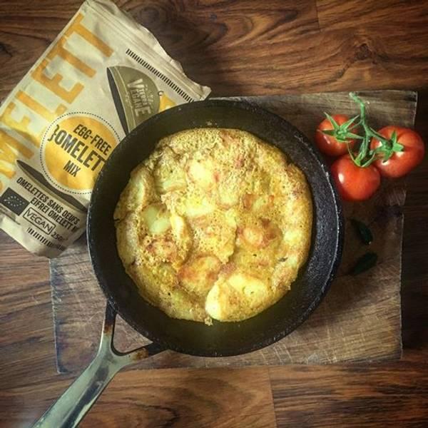 Bilde av Terra Vegane - Omelette Mix Erstatning 250g
