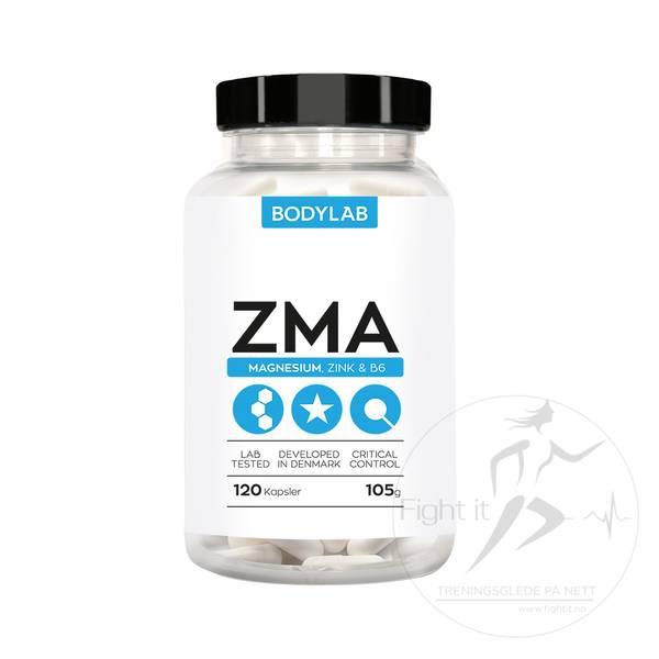 Bilde av Bodylab - ZMA Vitamin 120kap.