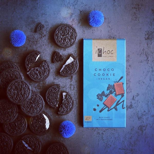 Bilde av iChoc - Choco Cookie 80g