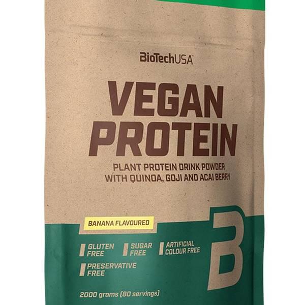 Bilde av BiotechUSA - Vegan Protein 2kg