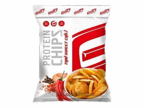 Bilde av GOT7 - Protein Chips - Thai Sweet Chilli (6x50g)