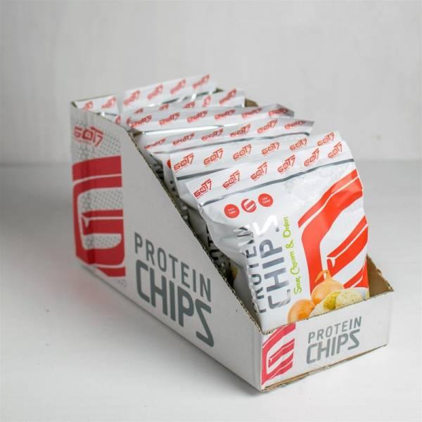 Bilde av GOT7 - Protein Chips - Sour Cream & Onion (6x50g)