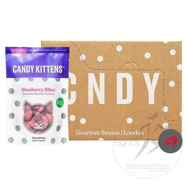 Bilde av Candy Kittens - Blueberry Bliss (9x125g)