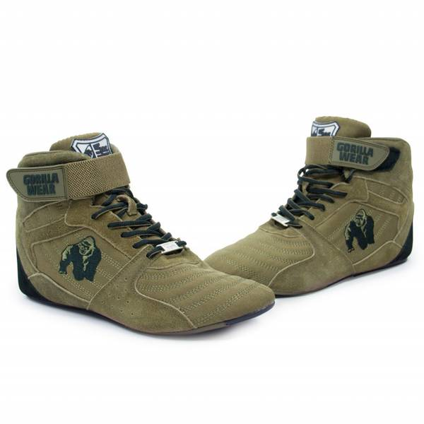 Bilde av Gorilla Wear Tops Pro - Army Green