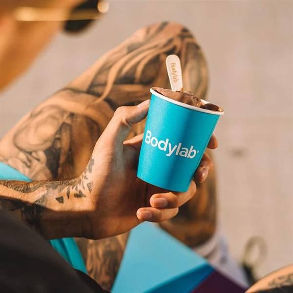 Bilde av Bodylab Protein Ice Cream - Chocolate 500g