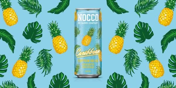 Bilde av Nocco BCAA - Caribbean 330ml