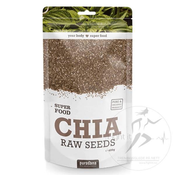Bilde av Purasana - Chia Raw Seeds 200g