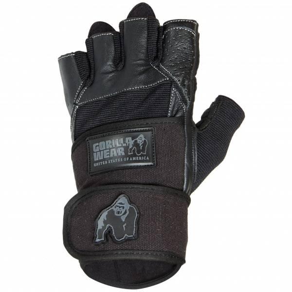 Bilde av Gorilla Wear - Dallas Wrist Wrap Gloves - Black