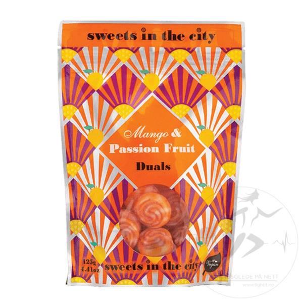 Bilde av Sweets In The City - Mango & Passion Fruit 125g