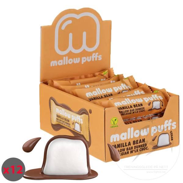 Bilde av Mallow Puffs - Salted Caramel Mallow Bar 30g