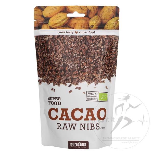 Bilde av Purasana - Cacao RAW Nibs 200g