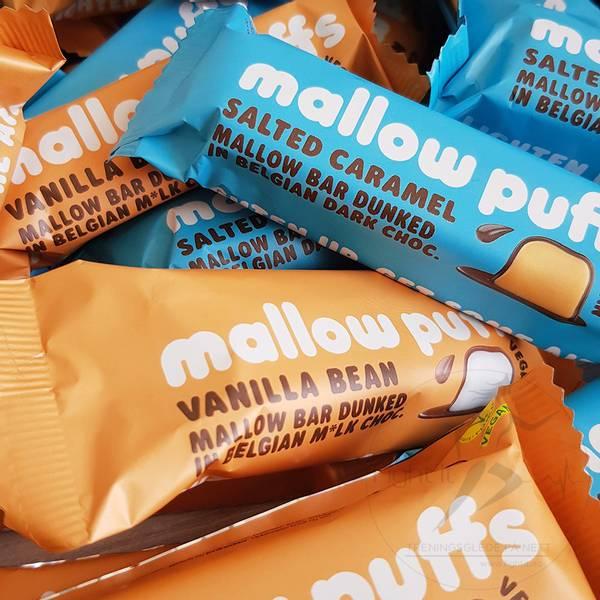 Bilde av Mallow Puffs - Vanilla Bean Mallow Bar 30g