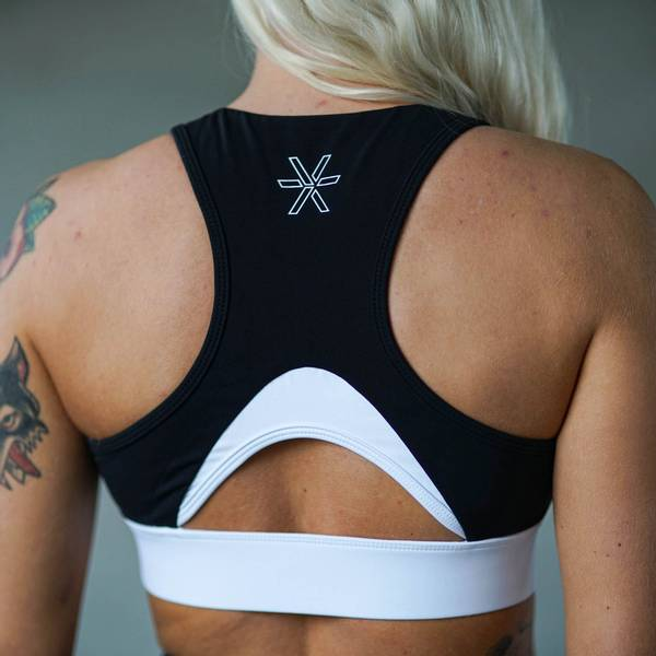 Bilde av BARA Sportswear - Black Core Sportsbra