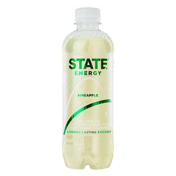 Bilde av State Energy - Pineapple 400ml