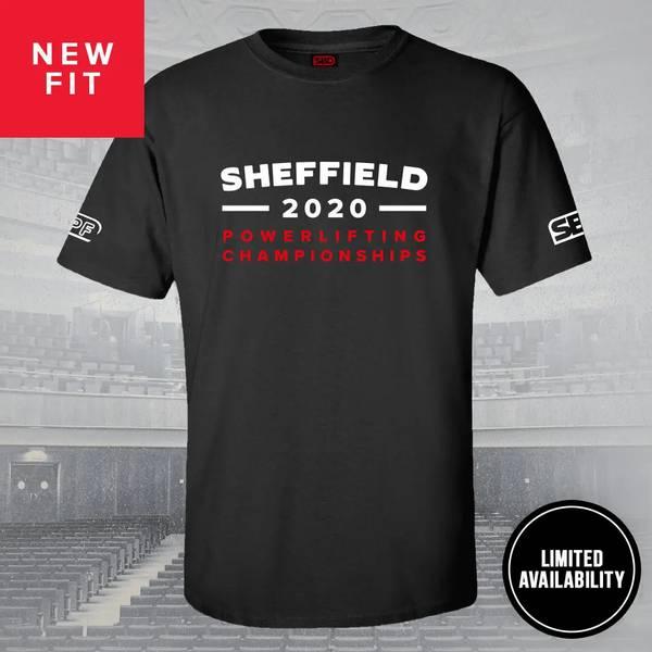 Bilde av SBD Sheffield T-Shirt 2020 - Herre