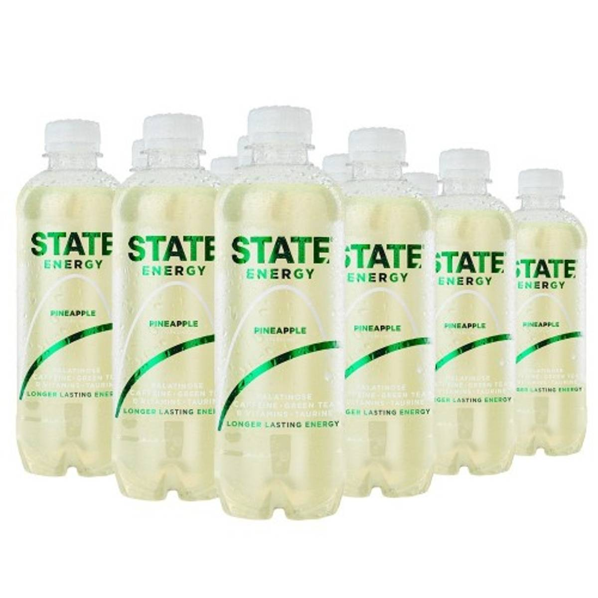State Energy - Pineapple (12x400ml)