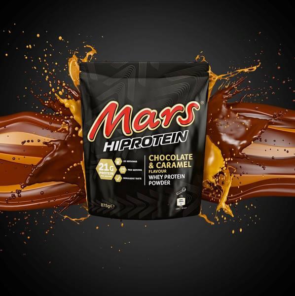 Bilde av Mars Proteinpulver 875g