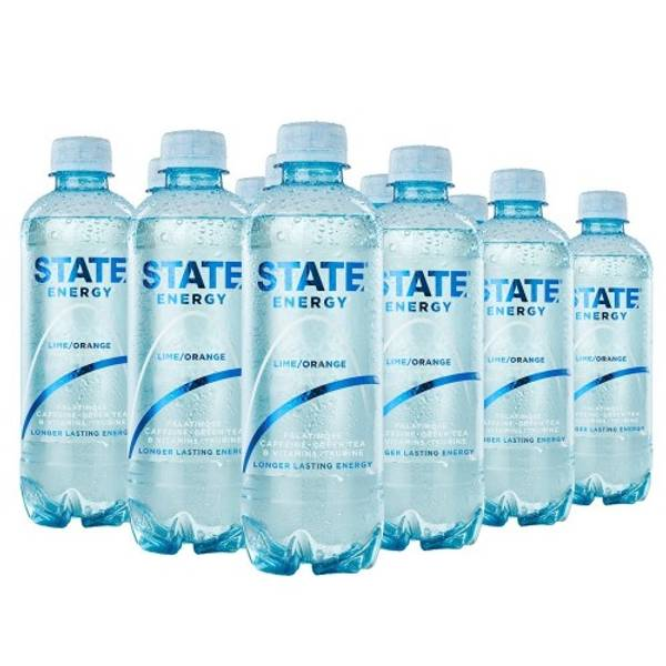 Bilde av State Energy - Lime/Orange (12x400ml)