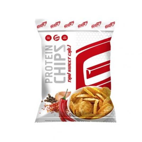 Bilde av GOT7 - Protein Chips - Thai Sweet Chilli 50g