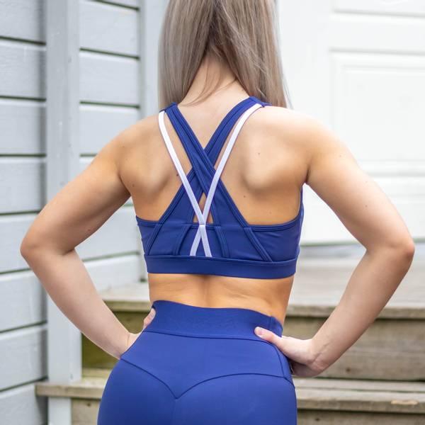 Bilde av BARA Sportswear - Midnight Swift Sportsbra