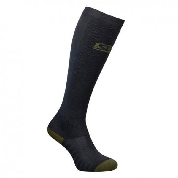 Bilde av SBD Endure - Black Dedlift Socks