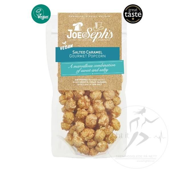 Bilde av Joe & Seph`s Vegan Popcorn - Salted Caramel (6x80g)
