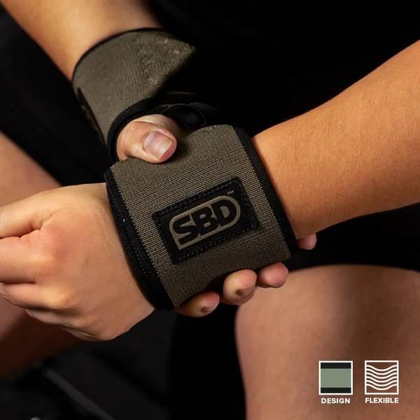 Bilde av SBD Endure - Wrist Wraps Flexible